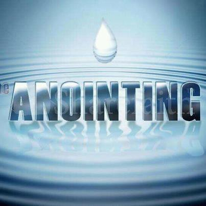 annointing